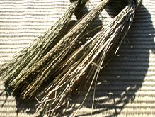 本物の琉球畳のイメージ